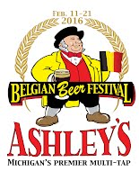 Ashley's 2016 Belgian Beer Festival
